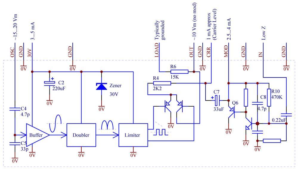 Am Modulator Valve Transmitter Valve Radio