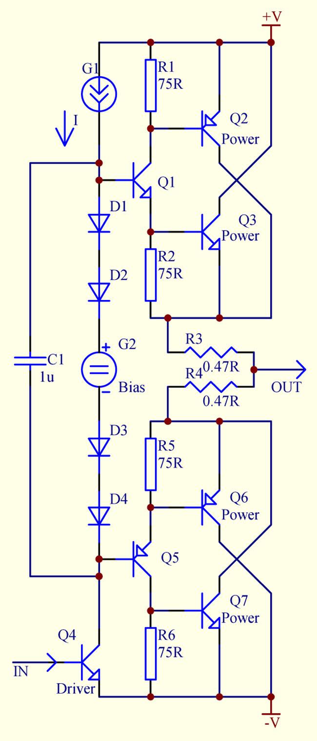 Super Complementary Stage Valve Radio 2 S Complement Circuit Diagram Alt